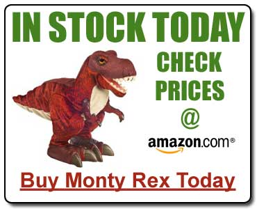 Buy Playskool Kota and Pals Monty T-Rex Dinosaur Toy at Amazon.com